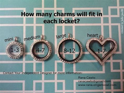 How Many Charms Fit In Origami Owl Lockets - 17 best images about origami owl on book worms