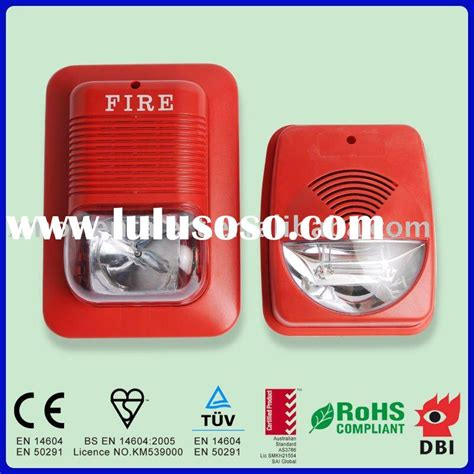 strobe light smoke alarms alarm strobe light alarm strobe light manufacturers in