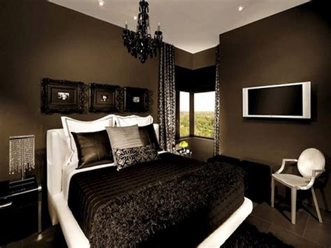Chocolatey Brown Bedroom Decorating Ideas | 10 chocolate brown bedroom interior design ideas https