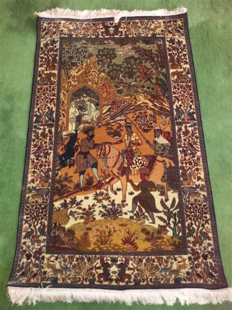 arabian rugs kashmir silk carpet for sale bespoke handmade design windhorseart buy original