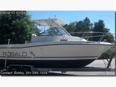 robalo boat owners 1994 robalo 2440 pontooncats