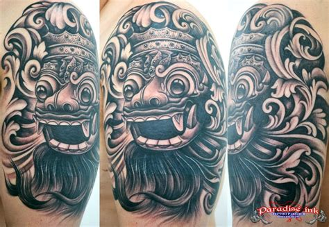 barong back tattoo barong tattoo www imgkid com the image kid has it