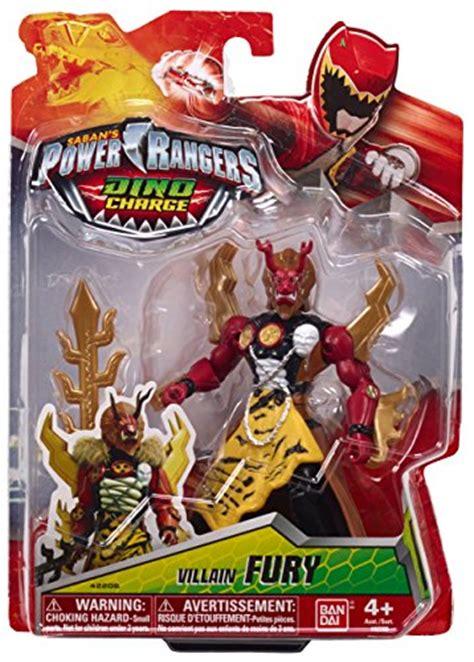 Mainan Power Ranger 5 Dino 28374 power rangers dino charge 5 quot villain fury figure
