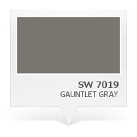 sherwin williams 7019 sw 7019 gauntlet gray essencials sistema color