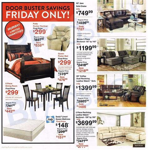 black friday sofa deals furniture black friday 2017 ad deals sales