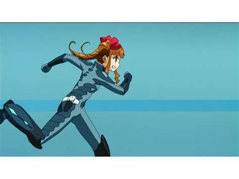 Anime Running by Anime Mohamed Hammad
