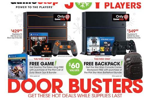 black friday deals at game station