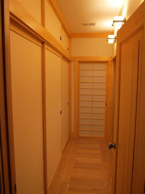 Asian Closet Doors Japanese Shoji And Fusuma Panels Asian Interior Doors San Francisco By Pacific Shoji Works