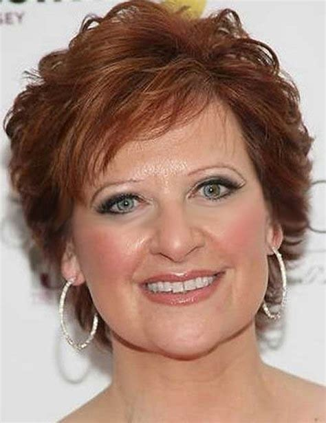 easy short hairstyles for women over 50 round fat faces 20 best short haircuts for older ladies short hairstyles