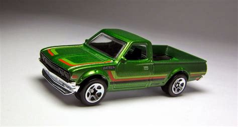 Hotwheels Datsun wheels datsun 620 up 39 00 en mercado libre