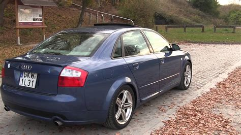 Audi A4 B6 S Line by Audi A4 B6 1 8t S Line Quattro Youtube