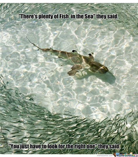 Fish In The Sea Meme - plenty of fish in the sea by tomsupreme meme center