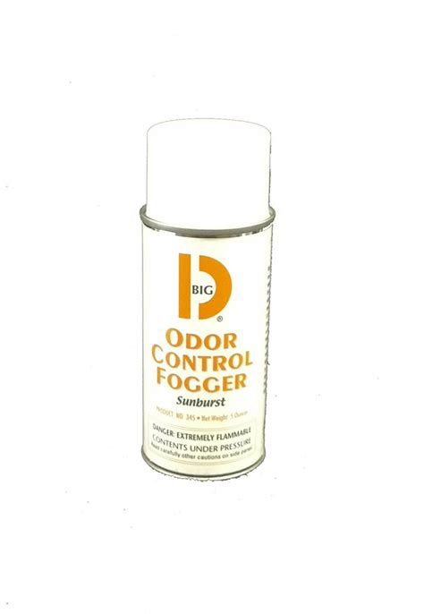 big d odor bomb sunburst scent