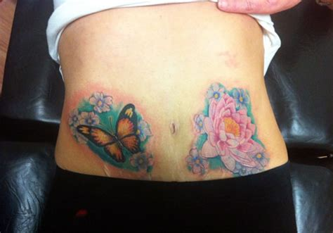 can tattoos cover stretch marks lazy to knock stretch marks tips to hide the
