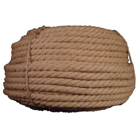 12 millimetri corda di canapa naturale puro