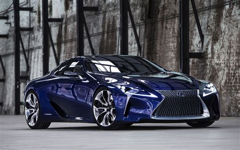 lexus lf lc black production lexus lf lc to get turbo v 8 variant