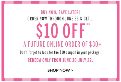 victoria secret coupon code june 2018