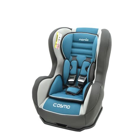 siege auto 0 1 inclinable si 232 ge auto nania cosmo luxe bleu groupe 0 1 norauto fr
