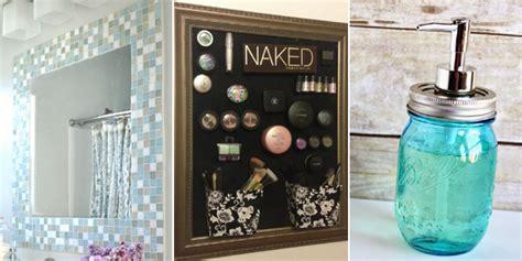 cheap diy bathroom decorating ideas 15 easy cheap bathroom decor ideas