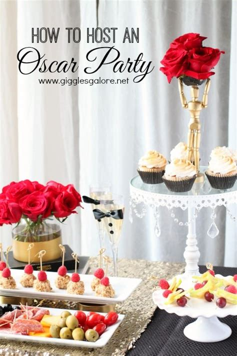 Oscars Menu Recap Recipes Galore by 353 Best Images About Diy Theme Ideas On