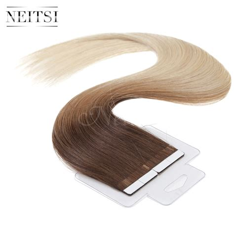 neitsi skin weft human hair neitsi ombre in human hair extensions