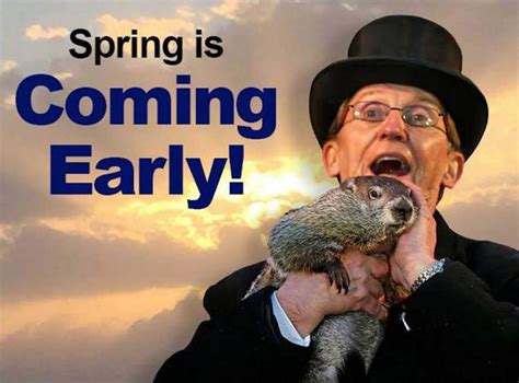 groundhog day will come groundhog day early all the memes you need to see