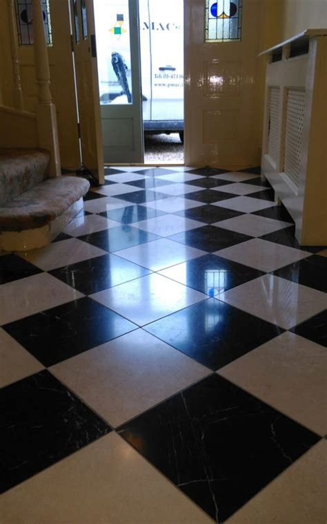 How long will my newly polished marble floors last?   P Mac