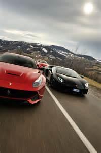 Lamborghini Vs Aston Martin F12 V Lamborghini Aventador And Aston Martin V12