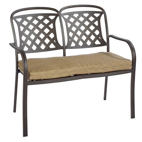 bench stores uk berkeley cast aluminium garden bench 163 194 65