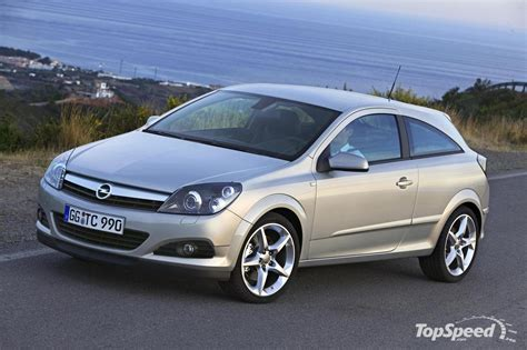 2007 Opel Astra H Gtc Pictures Information And Specs