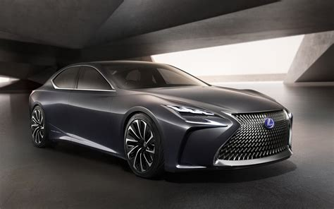 lexus lf fc 2015 lexus lf fc concept wallpapers hd wallpapers id