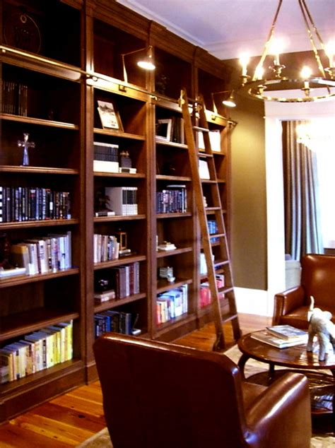 superb ladder bookcase in traditional new orleans with