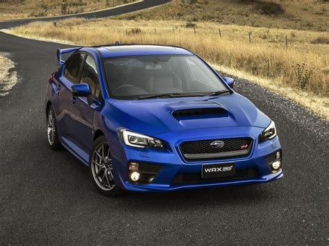 sti subaru 2016 review 2016 subaru wrx sti review road test