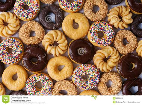 lots of lots of donuts stock photo image of food glazed