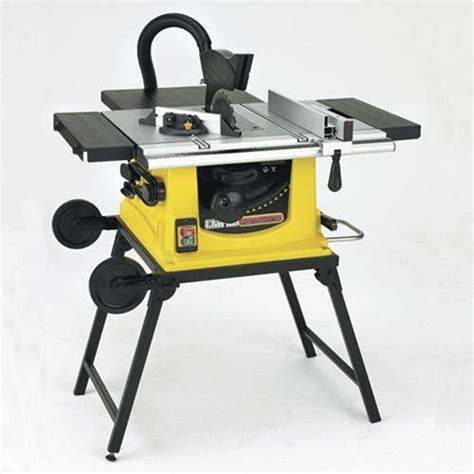 cts12 10 quot contractor table saw c w laser guide
