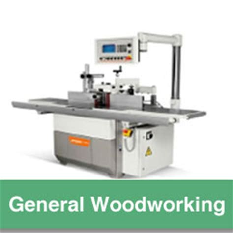general woodworking machines ferro associates machinery