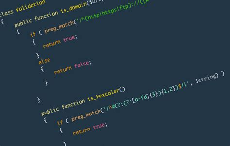 regex pattern for php getting started with php regular expressions noupe