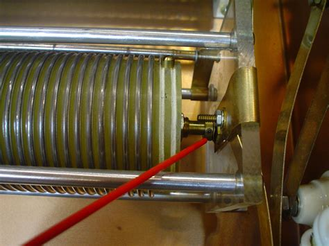 roller inductor cleaning heathkit sa2060a transmatch review with photos
