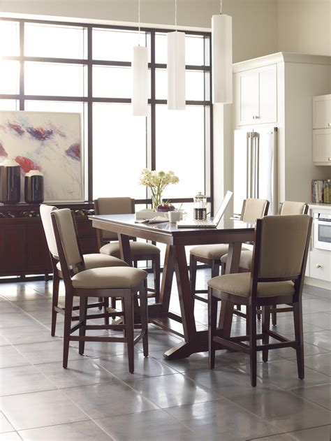 kincaid dining room kincaid furniture elise casual dining room group with