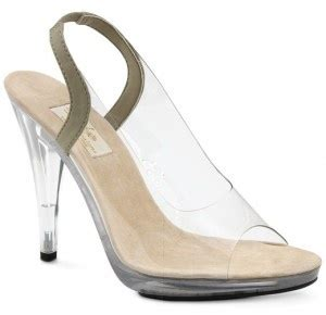 Clear Wedding Shoes by Cinderella Clear Bridal Shoes Shoes