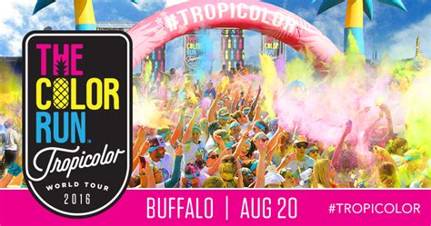 the color run buffalo