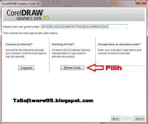 tutorial gambar corel draw x5 cara menggunakan keygen coreldraw graphics suite x5