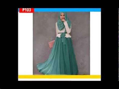 Gamis Wanita Muslimah Fkr 056 fashion wanita muslimah baju gamis modern baju muslim