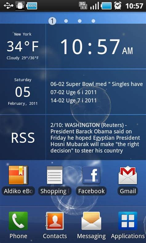 widgets for android free glass widgets android apps on play