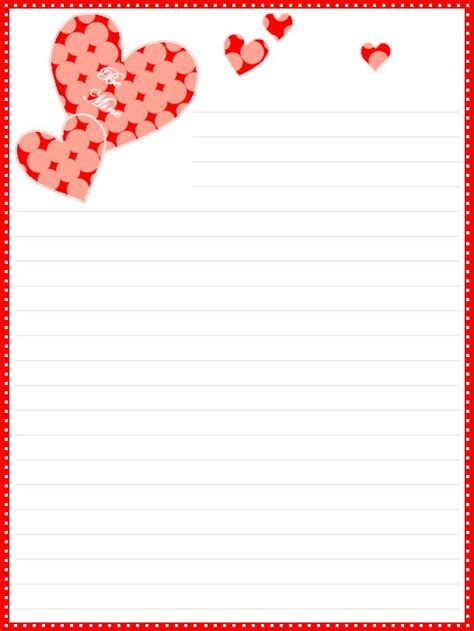 printable san x stationery free printable valentine s day lined stationery