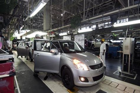 Market Of Maruti Suzuki Maruti Suzuki S Market Rises To Highest In Three