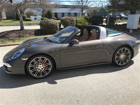 Used Porsche 911 Targa For Sale by 2015 Porsche 911 Targa 4s Targa 4s Stock 1540 For Sale