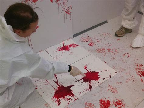 bloodstain pattern analyst jobs a clue in every drop how edmonton crime scene