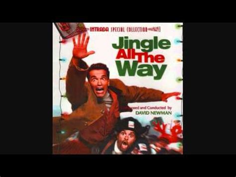 tom arnold in jingle all the way jingle all the way ost 22 turbo tom marching band with