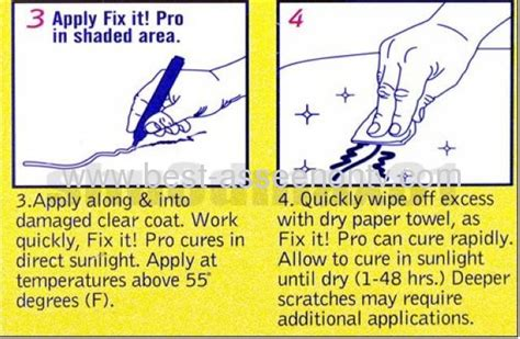 Fix It Pro Limited fix it pro painting pen car scratch repair from china